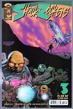 SHOCK ROCKETS Issue #3 June 2000