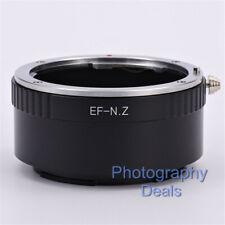 EOS-NZ Lens Mount Adapter For Canon EF / EF-S EOS Lens to Nikon Z Z6 Z7 Camera