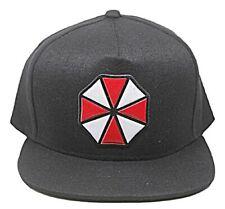 Resident Evil Umbrella Corp Logo Adjustable Snapback Cap/Hat