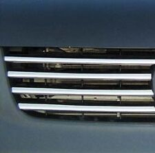 CHROME FRONT GRILLE ACCENT TRIM SET COVERS THIN FOR VOLKSWAGEN VW T5 TRANSPORTER