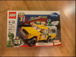 LEGO 7598 Toy Story 3 New Sealed Box PIZZA PLANET TRUCK RESCUE