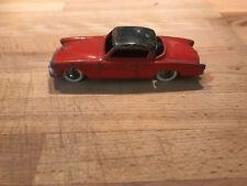 DINKY TOYS vintage voiture studebaker commander 24Y saumon toit noir bon etat