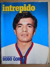 Intrepido n°2 1974 Speciale Paola Pitagora Bobo Gori Cagliari Billy Bis  [G389]