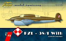 PZL 38 / I Wilk-Pologne 1939 1/72 Résine ardpol