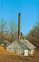 Rockville IN Maple Syrup Festival~Automatic Mill by Spencer of Judson 1960s