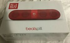 New sealed Beats by Dr. Dre Pill 2.0 Portable Bluetooth Wireless Speaker Red