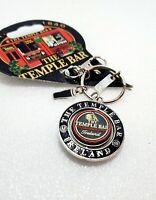 New NWT World Famous The Temple Bar Dublin, Ireland Key Chain & Clip