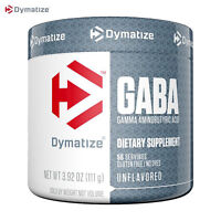 GABA 111g/4oz Promotes Relaxation Anxiety Stress Relief Hormone Support Recovery