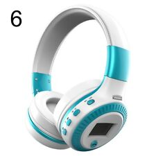 Bluetooth Headset Wireless Hi-Fi Stereo Foldable Headphones Earphones Universal
