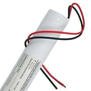 Yuasa 5DH4-0L4, 6V 4AH Ni-Cd Rechargeable Emergency Lighting Battery Pack