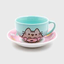 Pusheen - Teacup and Saucer Set