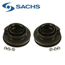 For Cadillac Escalade Chevrolet GMC Pair Set of 2 Front Shock Mounts Sachs