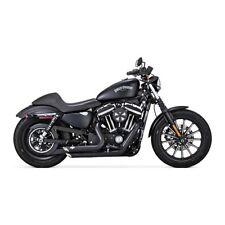 Auspuffanlage Vance & Hines Shortshots Stagger. Harley Sportster XL 883 Bj.14-19