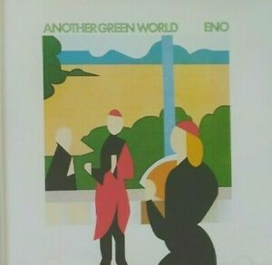 Brian Eno - Another Green World (Virgin 1975) 14 track Rock Ambient CD EGCD21