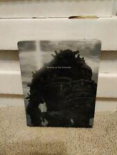 Shadow of The Colossus Steelbook (No Game)