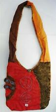 T386 FASHION TRENDY SHOULDER STRAP COTTON BAG  MADE IN NEPAL