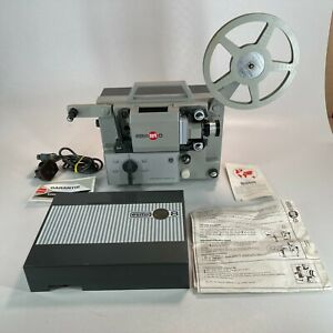 EUMIG MARK 8 - 8mm Film Projector - Boxed Tested & Working Just Needs a New Bulb