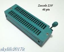 Zoccolo ZIF 40 pin per circuiti integrati DIL - 1 pezzo