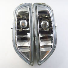 8122002030 Pair Clear Front Bumper Driving Fog Light for 2001-02 Toyota Corolla