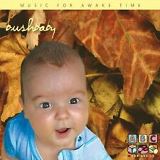BUSHBABY Music For Awake Time CD BRAND NEW ABC For Kids/Babies