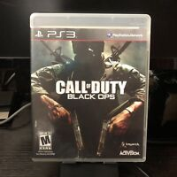 Sony PlayStation 3 PS3 | Call of Duty Black Ops | Complete In Box CIB