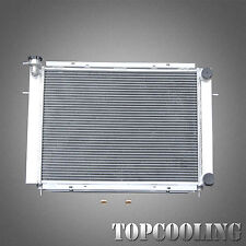 3 ROWS Aluminum Radiator For Holden Calais Commodore VL V6 RB30 3.0L 86-88 MT