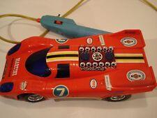 Playwell (Hong Kong) Red Porsche 917K Martini Racing Team Plastic/Electric 1:16