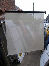 RENAULT MASTER MOVANO INTERSTAR 2004-2010 Side Window A RULLO (87x90 cm)
