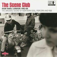 VARIOUS - The Scene Club: Ham Yard London 1963-66 - Vinyl (LP)