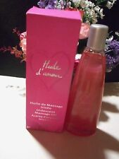 Yves Rocher presents Huile d'amour Irridescent Massage Oil 3.4 Fl.Oz.