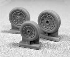 A-4 Skyhawk Super Detail Wheel Set (1/48 True Details 48205)