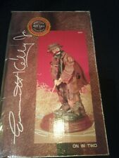 """Vintage Flambro Emmett Kelly """"Real Rags� Collection """"On in Two � issued #001438"""