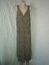 Michael Kors Semi Wrap Sleeveless Maxi Dress XXXL (18-20-22 UK)