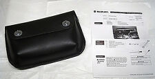 2002 02 Suzuki Intruder Windshield Bag Leather Plain 99950-80041