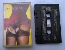 LIO - POP MODEL - cassette tape k7 audio
