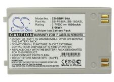 Replacement Battery For Samsung 3.7v 1800mAh Camera Battery