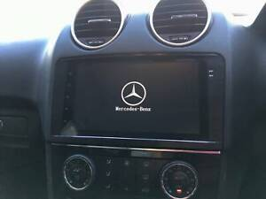 2005-2012 Mercedes Benz ML&GL 9 inch Android stereo (Free camera)
