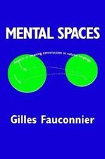 Mental Spaces: Aspects of Meaning Construction in Natural Language-ExLibrary