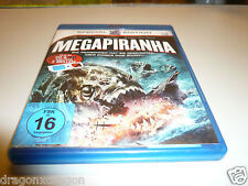 Megapiranha (Blu-ray) Special 3D Edition inkl. 2x 3D-Brillen