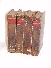§ Œuvres complètes de Chateaubriand - 4 volumes Furne 1834 §