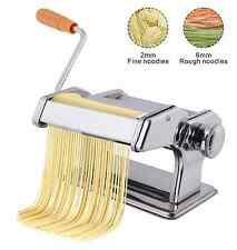 Pasta Maker Noodle Roller Spaghetti Machine Fettuccine Stainless Steel Noodle
