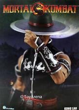 WorldBox Mortal Kombat Kung Lao 1/6 scale 12-inch Action Figure