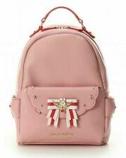 Samantha Vega Cardcaptor Sakura Backpack PINK Side Pocket Bow Bag EMS F/S
