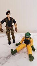 GI Joe Action Force 1985 Flint Warrant Airtight Hostile Environment v1 Figure