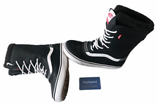 Vans (Standard MTE) Size 11.5 Mens Black White Snow Boots New NIB Fast Ship 🔥