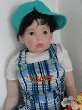 "Reborn 31"" Toddler Boy ""Toby"" from Tibby sculpt"