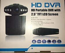 HD Portable DVR With 2.5
