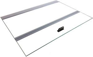 H2Pro Glass Canopy 2Piece Set for Marineland Perfecto 70/75/90/110 Gallon 48x18
