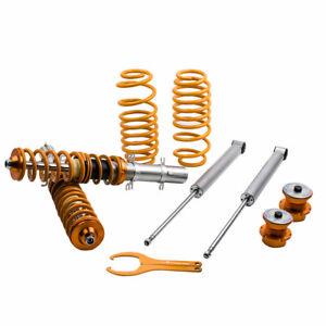 Coilovers for VW Volkswagen Golf MK4 1J Adjustable Suspension Strut Springs Kit
