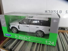 Welly Nex models Land Rover NEW IN BOX 1:24